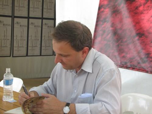 Stephen Orr, Adelaide Writers' Week 2010
