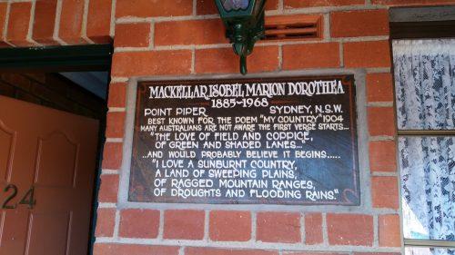 Poet's Recall Motel, Gundagai
